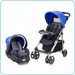 TRAVEL SYSTEM VIVE HAYDEN DOTS