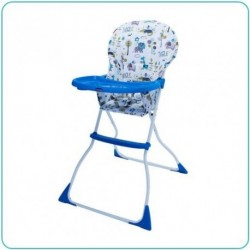 SILLA COMEDOR ARTI BLUE JUNGLE