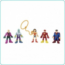FP IMAGINEX DC SUPER FRIENDS FIGURAS