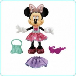 Minnie Brillos a la Moda