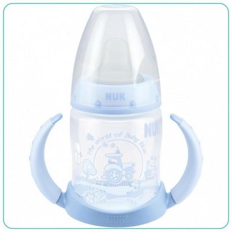 VASO DE APRENDIZAJE 150 ML BABY BLUE