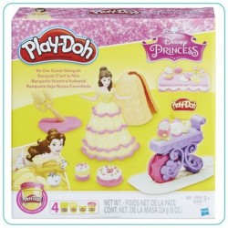 PLAY DOH TOCADOR DISNEY PRINCESAS