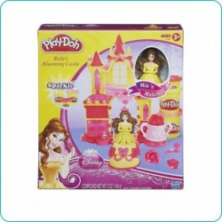 PLAY DOH DISNEY CASTILLO FLORIDO BELLA