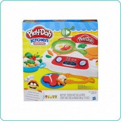 PLAY DOH SIZZLIN STOVETOP