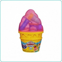 PLAY DOH CONO ICE CREAM