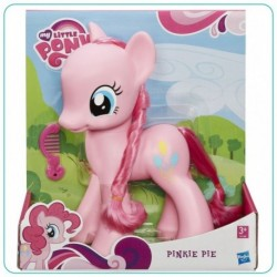 "PONY BASIC 8"" SÓLIDO PINKIE PIE"