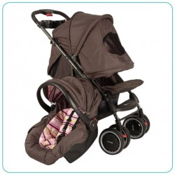 COCHE TRAVEL SYSTEM CAFÉ